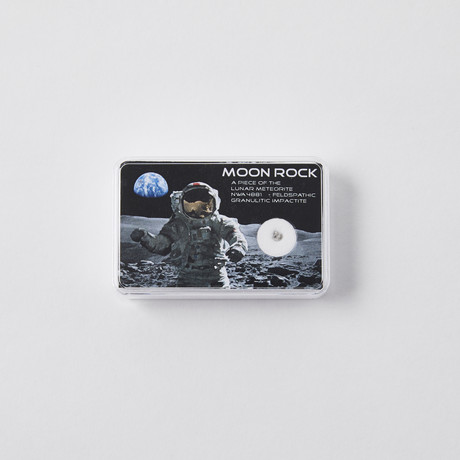 Moon Rock // Actual Piece Of Rock From The Moon