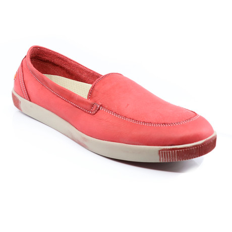 Tod Slip-On Shoes // Red (Euro: 40)