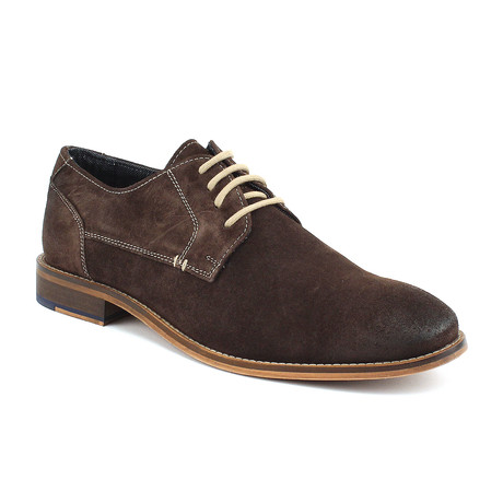 Hawkins Plain Toe Derby // Brown (US: 8)