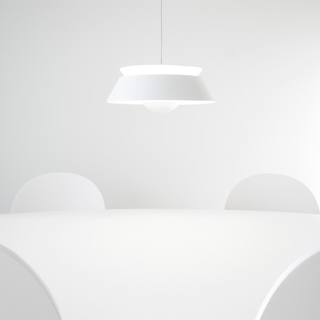 Cuna // Plug-In Pendant (White)