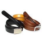Anson Belt Box Set // 3 Straps + 2 Buckles