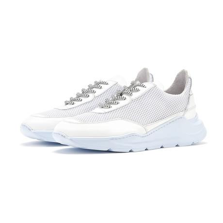 Soho Grit // Brewer Sneaker // White (Euro: 36)