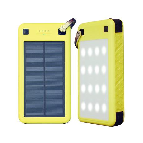 SolarJuice 26800mAh USB-C Solar Battery Charger (20000mAh)