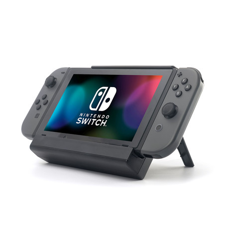 SwitchPower Battery Charging Case + Kickstand + Game Card Slot // Nintendo Switch