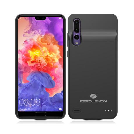 SlimPower 5000mAh Battery Case // Huawei P20 Pro