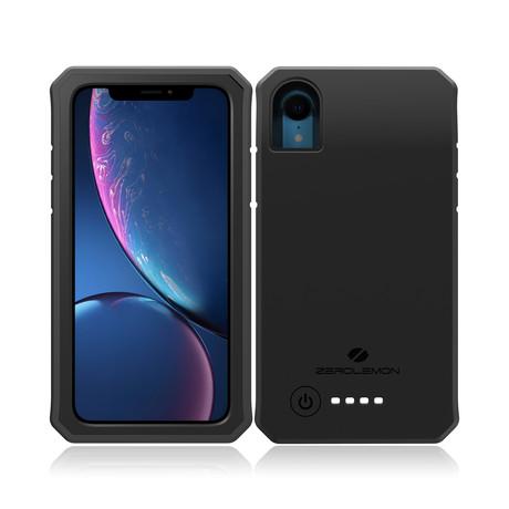 RuggerJuicer 8000mAh Battery Case // iPhone XR