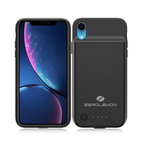 SlimJuicer 5000mAh Battery Case // iPhone XR
