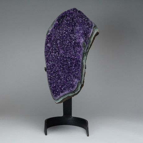 Amethyst Cluster on Stand // 23lbs