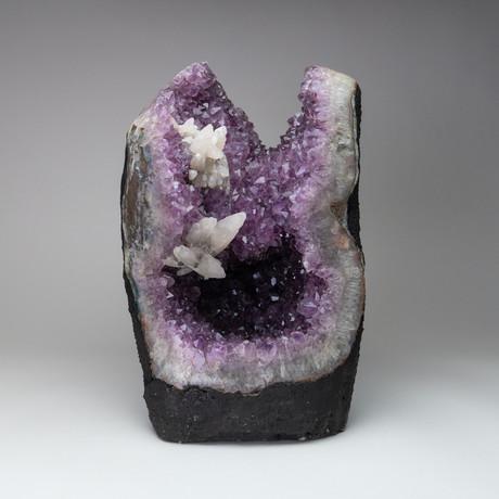 Amethyst Clustered Geode // 38.5lbs