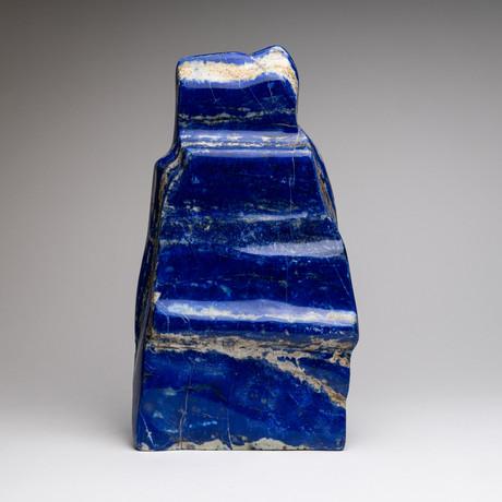 Polished Lapis Lazuli Freeform // 8.5lbs