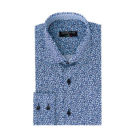 Goodhue Dress Shirt // Blue (XS)