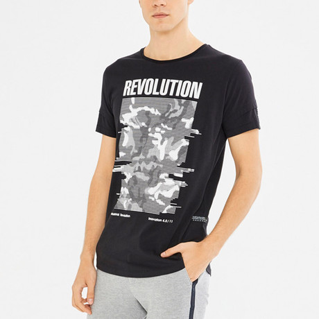 Tyrell T-Shirt // Black (S)