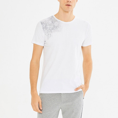 Hyman T-Shirt // White (S)