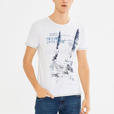 Steven T-Shirt // White (S)