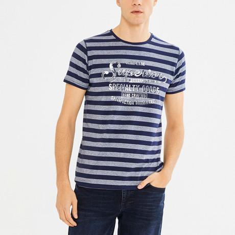Sydney T-Shirt // Navy (S)