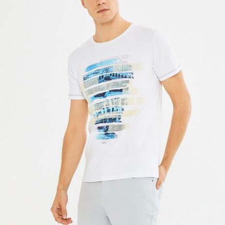 Drew T-Shirt // White (S)