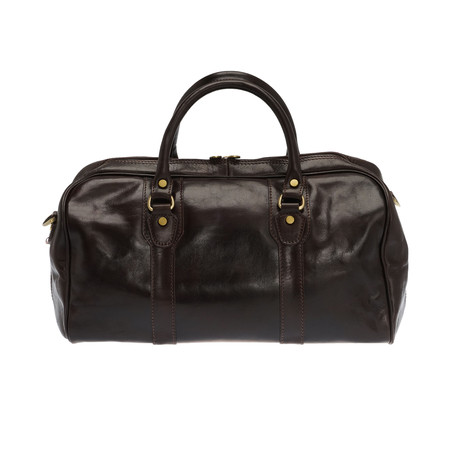 Antonello Bag // Dark Brown