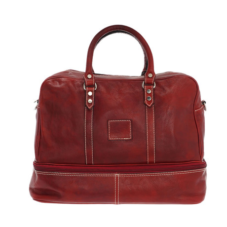 Adriano Bag // Red