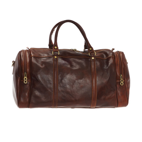 Colombo Bag // Brown