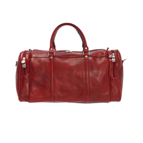 Colombo Bag // Red