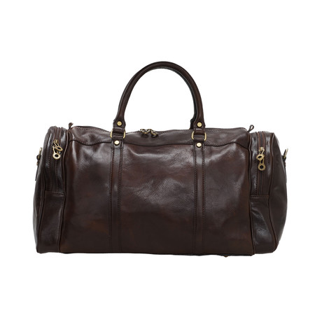 Colombo Bag // Dark Brown