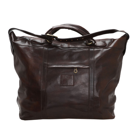 Viareggio Bag  // Dark Brown