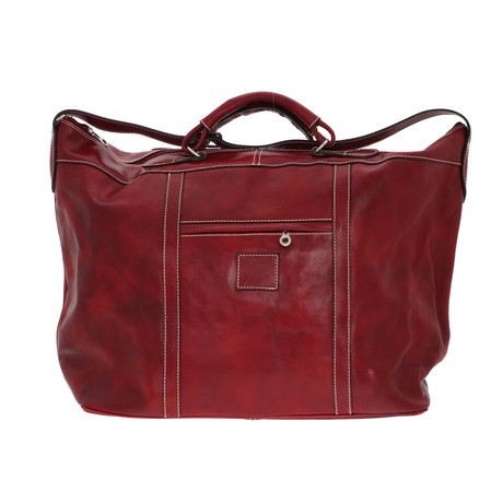 Lucca Bag // Red