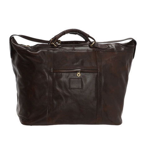 Lucca Bag // Dark Brown