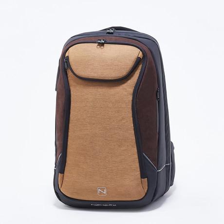 Backpack // Brown