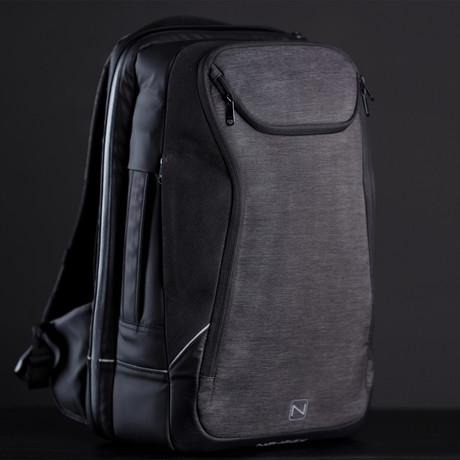 Backpack // Gray