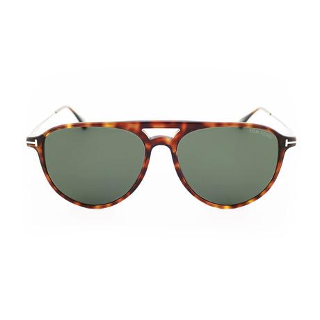 Carlo Sunglasses // Havana + Gray