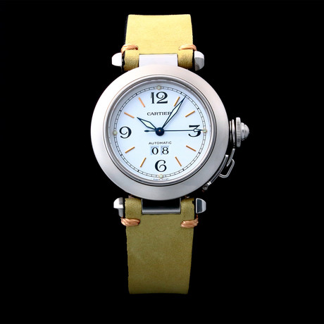 Cartier Pasha Automatic // 2475 // Pre-Owned