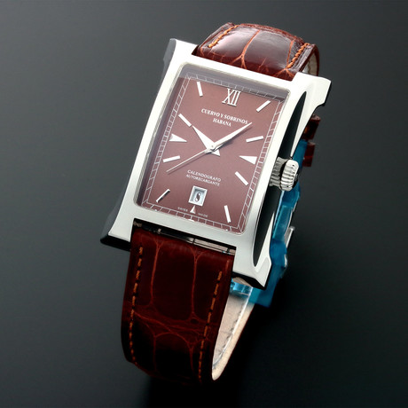 Cuervo y Sobrinos Date Automatic // 10011 // Store Display