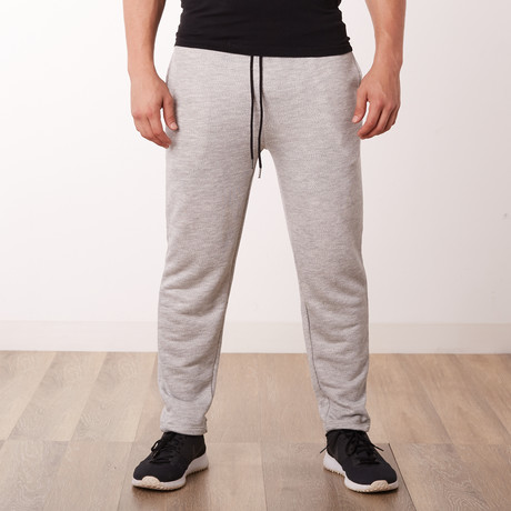 Travel Lounge Joggers // Grey (S)