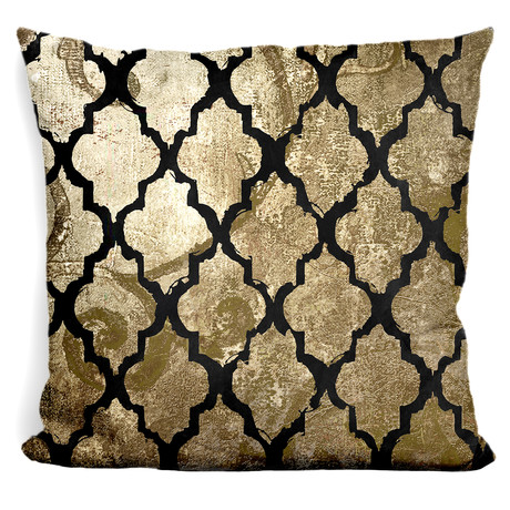 "Salima III Throw Pillow (16"" x 16"")"