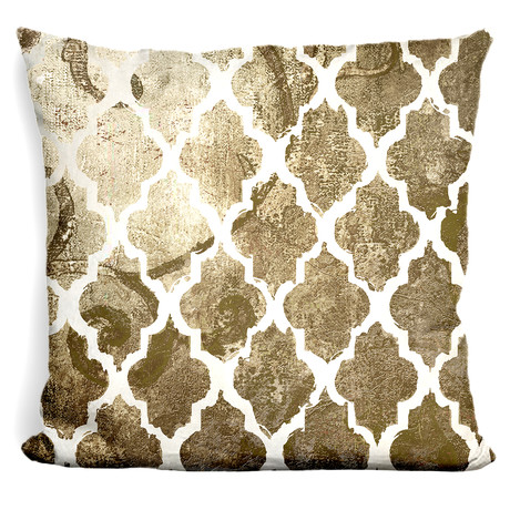 "Salima IV Throw Pillow (16"" x 16"")"