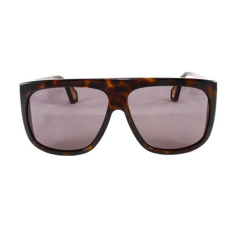 Men's Sunglasses GG0467S Sunglasses // Havana