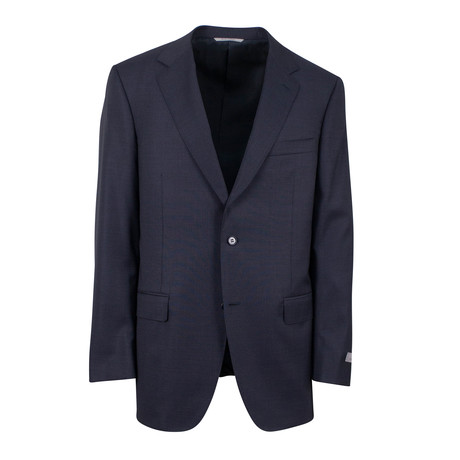2 Button Slim Trim Fit Suit  // Gray (US: 46S)
