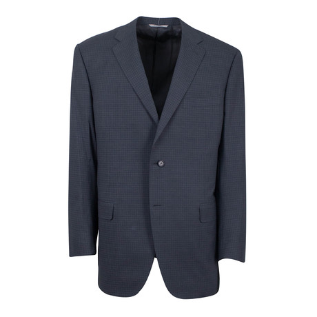 Impeccabile Wool 2 Button Suit  // Gray (US: 46S)