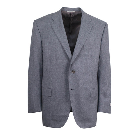 Wool 2 Button Suit // Light Gray (US: 46S)