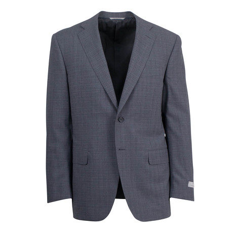 Wool 2 Button Suit  // Gray (US: 46S)