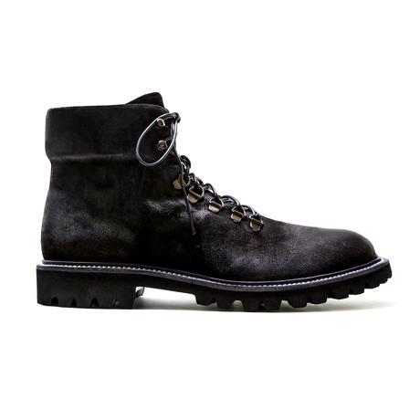 Stonehenge Boot // Black Suede (Euro: 38)