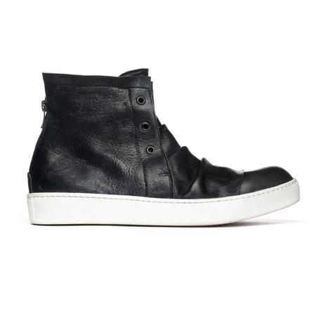 Storm High-Top Sneaker // Black (Euro: 38)