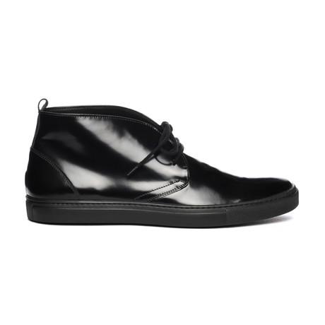 Sloane Chukka-Style Sneaker // Black Cordovan (Euro: 38)