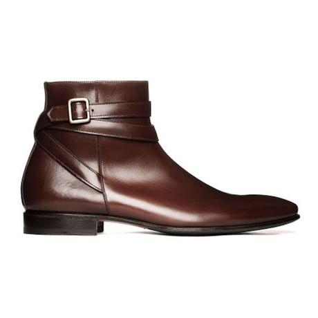 Philip Jodphur Boot // Brown Snuff (Euro: 38)