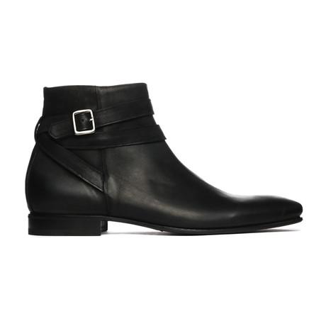 Philip Jodphur Boot // Black Nubuck (Euro: 38)