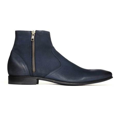 Hurricane Boot // Blue (Euro: 38)