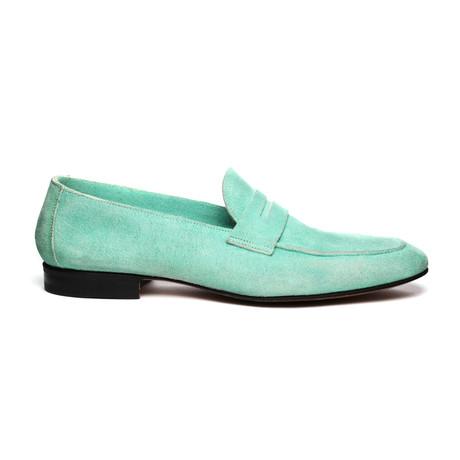 Acapulco Loafer // Mint (Euro: 38)