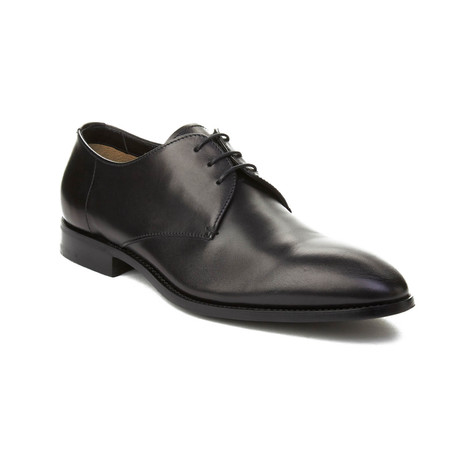 Prada // Leather Oxford Dress Shoes // Black (US 6)