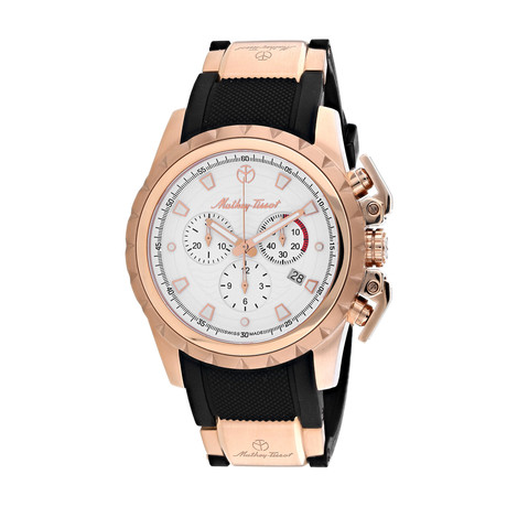 Mathey-Tissot Chronograph Quartz // H466BG
